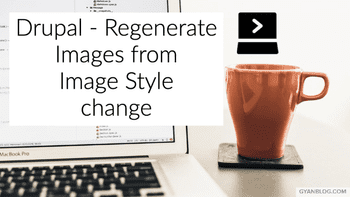 How to regenerate images when you do a style change, and images don't reflect them