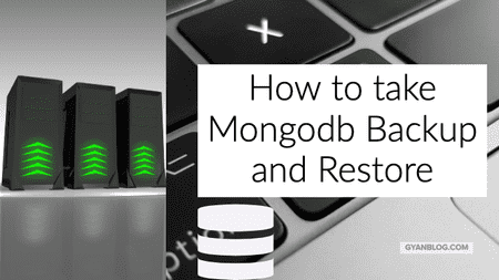 How to take Mongodb Backup and Restore