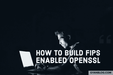 How to build FIPS enabled Openssl in docker