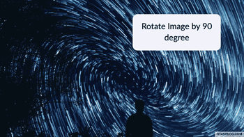 Rotate Image - Leet Code Solution