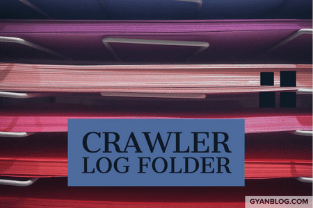 Crawler Log Folder - minimum number of operations needed to go back to the main folder after the change folder operations.